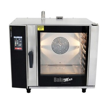 "BakeMax BATCO6E - Combi Oven, electric, full-size, 40""W x 34""D x 35-7/8""H, glass door"