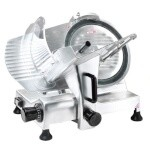 BakeMax BMMSM10 - Meat Slicer, manual, gravity feed, 10