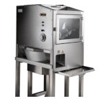 BakeMax BMDD005 - Dough Divider/Rounded, automatic, 44-liter tank, 70-400 kg hourly production