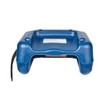 Koala Kare KB855-04S - Booster Seat, dual height, with strap, blue (4 per Case)