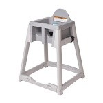 Koala Kare KB977-01 - Kidsitter High Chair, 22-1/4