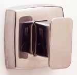 Bobrick B-7671 - Single Robe Hook, bright polished stainless steel