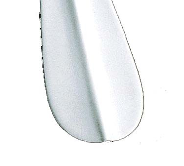 "Bon Chef S100S - Monroe Teaspoon, 5.92"" , 18/8 silverplated (Case of 12)"