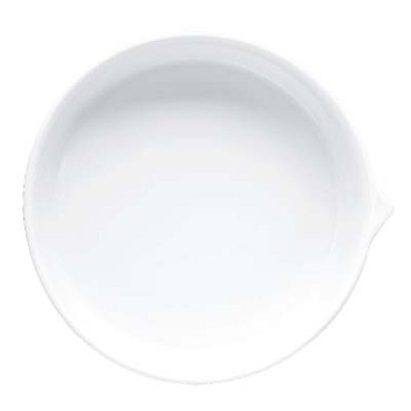 Bon Chef 1400000P - Pasta Bowl, 8 x 8 x 2-3/5 in., (Case of 8)