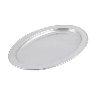 "Bon Chef 2044 - Serving Tray, 12.25"" x 17"", oval"