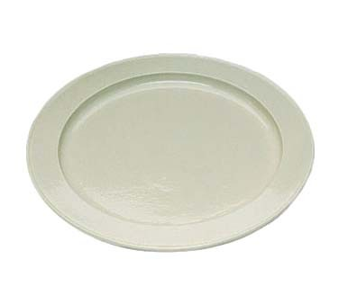 "Bon Chef 2049 - Serving Tray, 18"" dia., round, aluminum with Pewter-Glo"