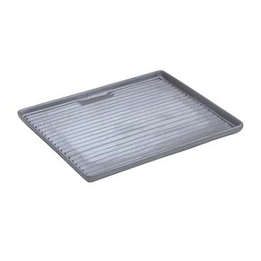 "Bon Chef 2182-1/2T - Tempo Grill Tile, 1/2 size, 13-1/2"" x 10-3/4"" , (Case of 2)"