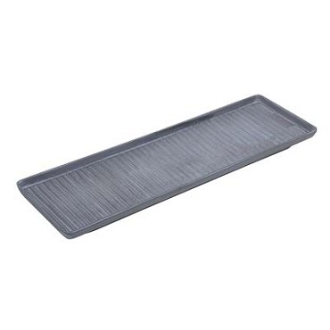 "Bon Chef 2183-1/2T - Tempo Grill Tile, 1/2 size, 6-1/2"" x 21-1/2"" , vertical (Case of 2)"