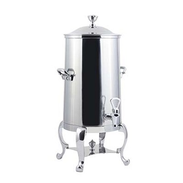 Bon Chef 49005C-E - Insulated Coffee Urn, 5 gallon, chrome trim, Roman