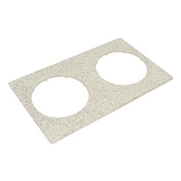 "Bon Chef 52067 - E Z Fit Custom Cut Tile, 12-3/4"" X 20-13/16"" , for (2) #60000"