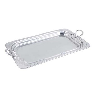 "Bon Chef 5407HRSS - Food Pan, full size, 4-1/2 qt., 21-1/2"" x 13-1/2"" x 1-1/4"" ,"