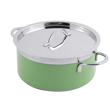 "Bon Chef 60300 - Classic Country French Collection Pot, 2 qt. 9 oz., 7-3/4"" dia."