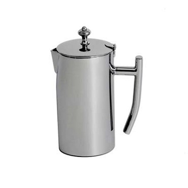 "Bon Chef 61311 - Empire Collection Coffee Pot, 32 oz., 3-3/4"" x 8-1/2"" , stainles"
