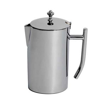 "Bon Chef 61312 - Empire Collection Coffee Pot, 48 oz., 4-5/8"" x 9-1/2"" , stainles"