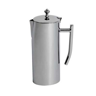 "Bon Chef 61313 - Empire Collection Coffee Pot, 64 oz., 4-1/8"" x 11-1/2"" , stainle"