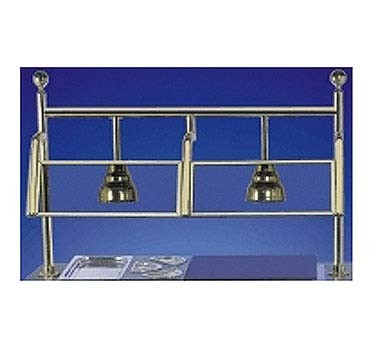 "Bon Chef 90092 - Sneeze Guard, single, for 6' modular buffets, 6' x 44"" x 32"" , b"