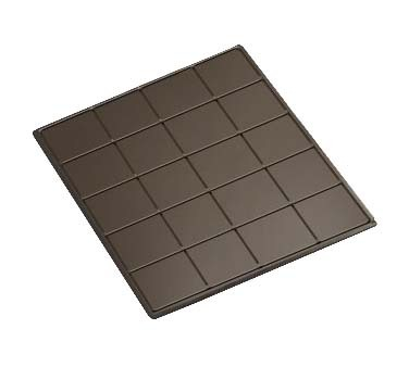 "Bon Chef 96066051 - Tile Tray, 1-1/2 size, 19-1/2"" x 21-1/2"" , for #6051, alumin"
