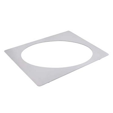 Bon Chef 52096 - Tile Inset, 19-1/8 X 20-13/16 in., for (1) #5219, stainless steel