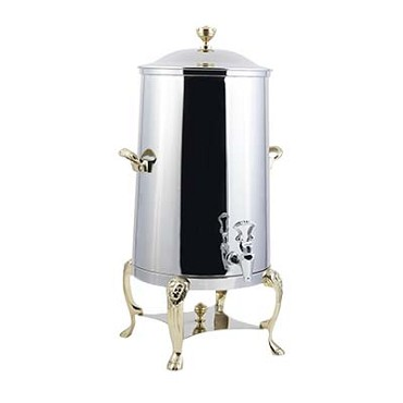 Bon Chef 48005 - Coffee Urn/Server, 5 gallon, insulated, must be brewed @ 200° F