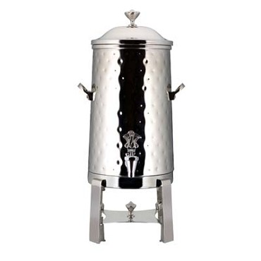 Bon Chef 47001-1C-H-E - Insulated Coffee Urn, 1-1/2 gallon, chrome trim, Renaissance