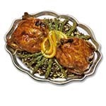 Bon Chef 2022 - Queen Anne Platter, 9.5