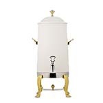 Bon Chef 40003-BIANCO - Coffee Urn/Server, 3 gallon, insulated, heavy-gauge stai