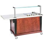 Bon Chef 50046 - Induction Action Cart, 54-1/2