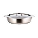 Bon Chef 60030CF-2TONESS - Classic Country French Collection Pot, 6 qt., 12-3/8