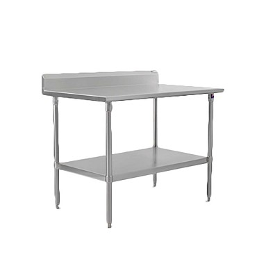 Stupendous John Boos St6R5 3660Gsk Work Table 60 X 36 Inch 16 300 Stainless Steel Top Pabps2019 Chair Design Images Pabps2019Com