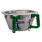 Bunn 45845.0003 - 45845.0003 Funnel Assembly with basket, green handle