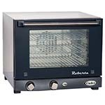 Cadco OV-003 - Quarter Size Countertop Convection Oven, Electric