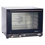 Cadco OV-023 - Half Size Countertop Convection Oven, Electric