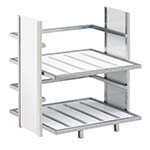 Cal-Mil 1278-15 - Display Stand, (2) tier, 14