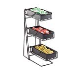 Cal-Mil 1235-13-96 - Condiment Display, 3-tier, 5-1/4