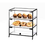 Cal-Mil 1735-1318 - 3 Door Acrylic Display Case, 19 x 15 x 21-14 in.