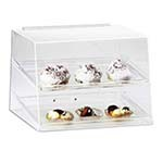 Cal-Mil 254 - Non-Refrigerated Countertop Display Case, 15 x 13 x 11 in.