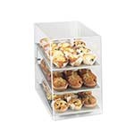 Cal-Mil 260 - Non-Refrigerated Classic See Through Display Case, 11-1/2 x 17 x 17 in.