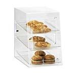 Cal-Mil 263-S - Non Refrigerated Countertop Display Case, 11-1/2 x 17 x 17 in.