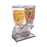 Cal-Mil 3511-2-55 - Cereal Dispenser, (2) 3.5 liter cylinders, 12-1/4
