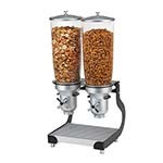 Cal-Mil 3516-2-13 - Cereal Dispenser, (2) 5 liter cylinders, 12-3/4