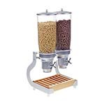 Cal-Mil 3516-2-98 - Cereal Dispenser, (2) 5 liter cylinders, 12-3/4