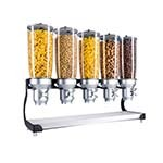 Cal-Mil 3516-5-13 - Cereal Dispenser, (5) 5 liter cylinders, 31-1/4