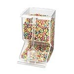 Cal-Mil 656 - Stackable Cereal Dispenser, 450 cu. in. Capacity