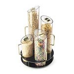 Cal-Mil 723 - 4 Cylinder Cereal Dispenser, 900 cu. in. Capacity