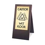 Cal-Mil 852-52 - Westport Wet Floor Sign, 11-7/8