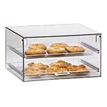 Cal-Mil 921 - Non-Refrigerated Classic Acrylic Display Case, 18-1/2 x 14 x 10 in.
