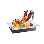 Cal-Mil 986-12 - Non-Illuminated Rectangle Ice Display Tray, 40 x 22 x 3 in.