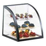 Cal-Mil P255-13 - Display Case w/Iron Frame, 16 x 16-1/2 x 16-1/2 in.