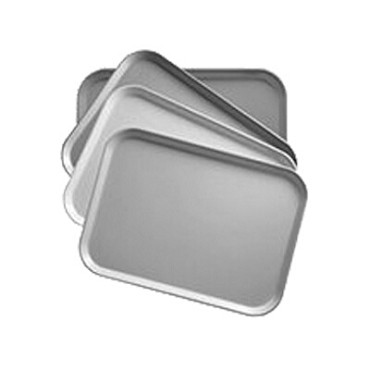 Cambro 1418513 - Camtray, Rectangular, Bay Leaf Brown (Case of 12)