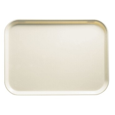 Cambro 1418538 - Camtray, Rectangular, Cottage White (Case of 12)